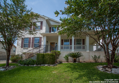 San Antonio Single Family Home For Sale: 3511 Blackstone Run