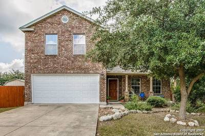 Boerne Single Family Home For Sale: 164 Latigo Ln