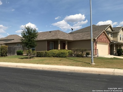 Converse Single Family Home For Sale: 8603 Spotted Owl