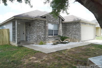 Converse Single Family Home Back on Market: 6342 Beech Trail Dr