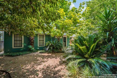 Alamo Heights Rental For Rent: 221 Redwood St