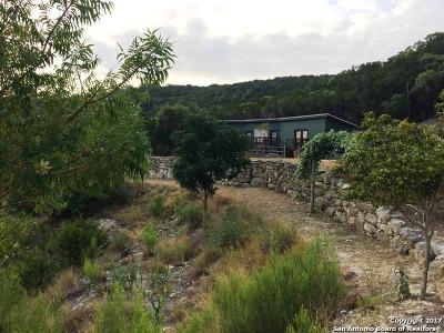 Bandera County Single Family Home For Sale: 190 Antler Run