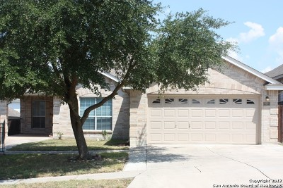 Converse Single Family Home For Sale: 9635 Mediator Pass