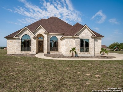 Floresville Single Family Home For Sale: 104 Abrego Trail Dr
