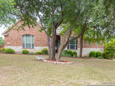 Helotes Single Family Home Price Change: 11219 Raw Sienna