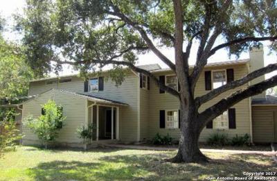 Terrell Hills Single Family Home Back on Market: 314 Rittiman Rd