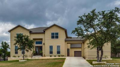 San Antonio Single Family Home For Sale: 27818 Cazador Trl
