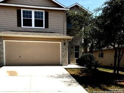 Converse Single Family Home For Sale: 9342 Lookover Bay