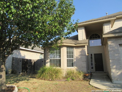 Helotes Single Family Home For Sale: 8706 Redwood Bnd
