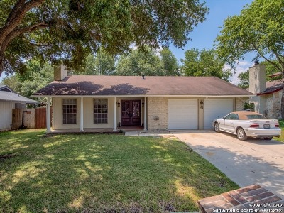 Bexar County Single Family Home Back on Market: 6814 Whitland