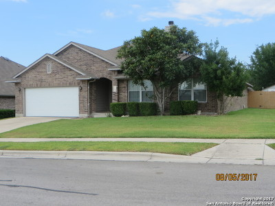 Guadalupe County Single Family Home Price Change: 116 Storm Mountain Rd