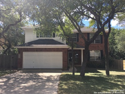 Guadalupe County Single Family Home Back on Market: 3493 Rock Hill Vw