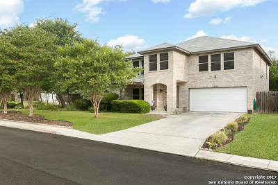 San Antonio Single Family Home For Sale: 8735 White Quail