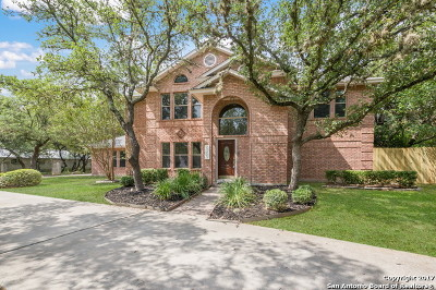 Helotes Single Family Home For Sale: 10710 Wynstone Pl