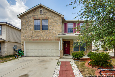 Boerne Single Family Home For Sale: 7603 Presidio Crk