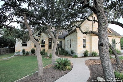 Boerne Single Family Home For Sale: 7937 Colonial Woods