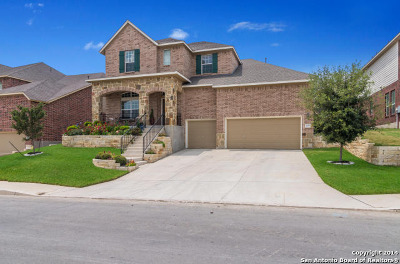 San Antonio Single Family Home For Sale: 3135 Howling Wolf