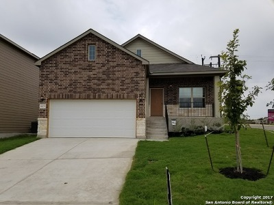 Single Family Home For Sale: 8203 Prickly Oak