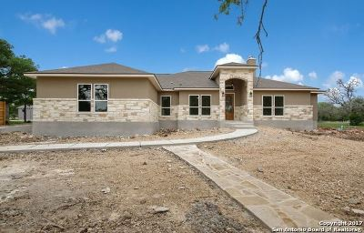 New Braunfels Single Family Home For Sale: 1013 Bridlewood