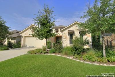 Cibolo Canyons Single Family Home For Sale: 22539 Alabado