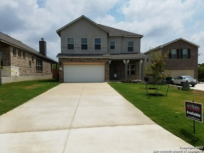 Single Family Home For Sale: 8406 Prickly Oak