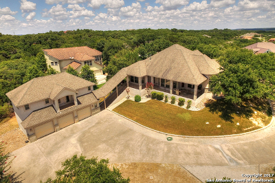 Boerne Single Family Home For Sale: 8326 Tradition Trail