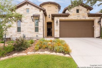 Boerne Single Family Home For Sale: 29042 Axis Vw