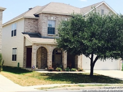 Bexar County Single Family Home Back on Market: 11115 Liberty Fld