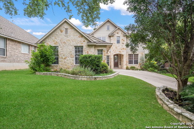 Bexar County Single Family Home Price Change: 1223 Walkers Way