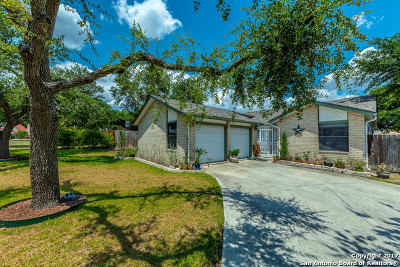 San Antonio Single Family Home New: 13623 Bell Dr
