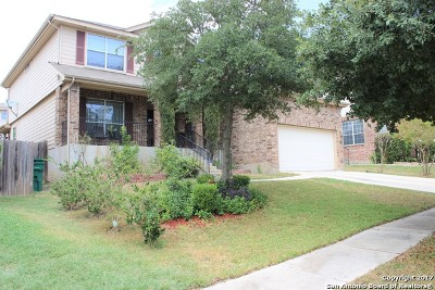 Converse Single Family Home For Sale: 9623 Discovery Rise