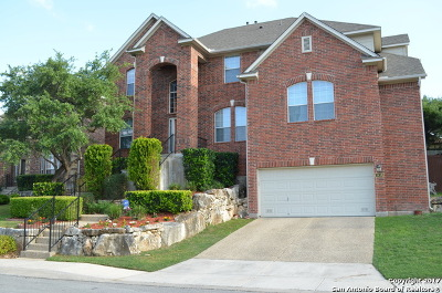 San Antonio Single Family Home For Sale: 3418 Condalia Ct