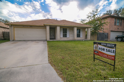 San Antonio Single Family Home For Sale: 5111 Silent Lk