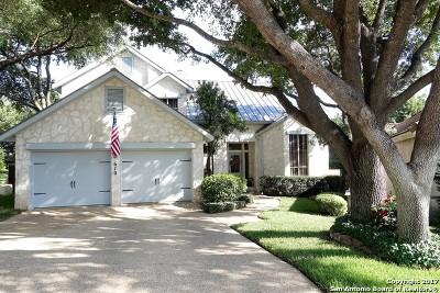 San Antonio Single Family Home For Sale: 610 Wishing Star