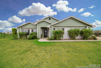 Bandera County Single Family Home For Sale: 903 Flying L Dr