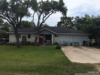 Boerne Single Family Home New: 10023 Johns Rd