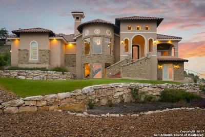 San Antonio Single Family Home For Sale: 23706 Verona Cyn