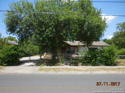Bexar County, Comal County, Guadalupe County Single Family Home New: 1503 SW 19th St