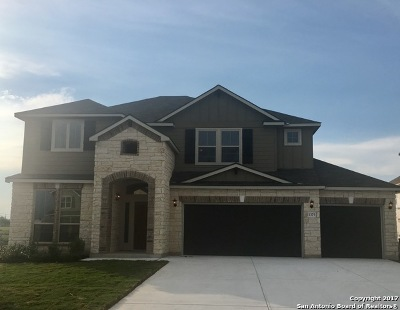 New Braunfels Single Family Home New: 1375 Garden Laurel