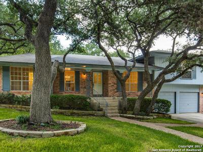San Antonio Single Family Home Back on Market: 11427 Whisper Dawn St