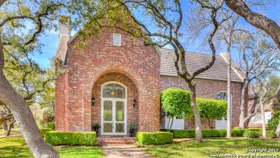 San Antonio Single Family Home For Sale: 30 Westelm Cir