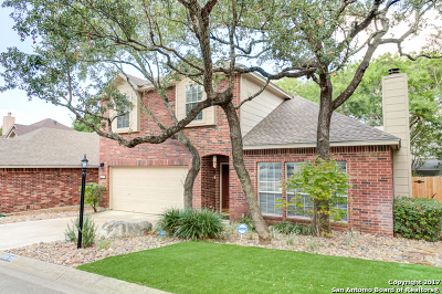 Single Family Home New: 6618 Shady Bend Dr