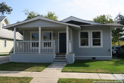Single Family Home For Sale: 1122 W Craig Pl