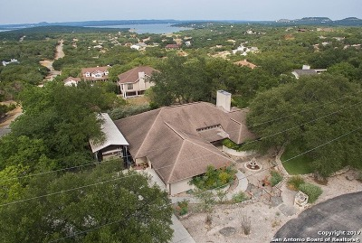 Canyon Lake Single Family Home New: 107 Olive Hl