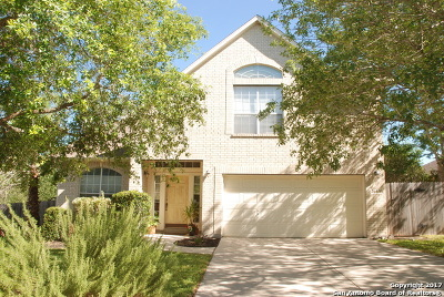 San Antonio Single Family Home For Sale: 21466 Bubbling Crk