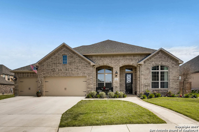 Boerne Single Family Home Price Change: 29110 Voges Ave