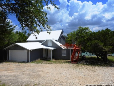 Bandera County Single Family Home New: 251 Lower Beacon