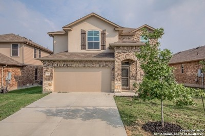 Cibolo Single Family Home Back on Market: 505 Laserra
