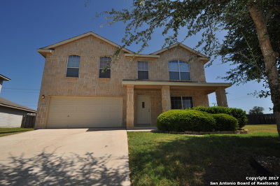 Single Family Home For Sale: 11003 War Emblem