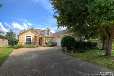 Fair Oaks Ranch Single Family Home New: 30011 Cibolo Run